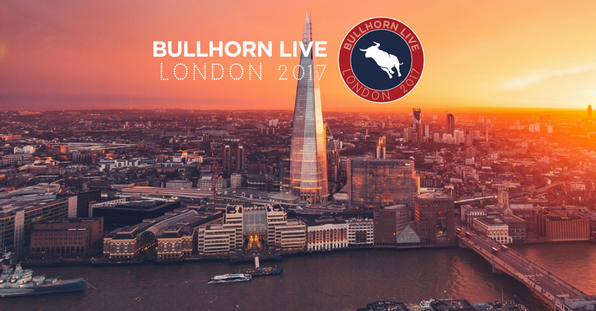 Come and Meet Ebsta at Bullhorn Live 2017!